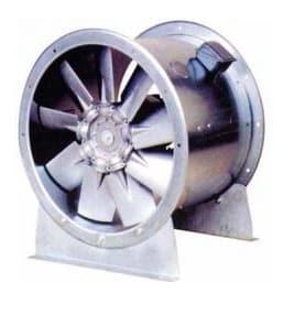 duman atış fanı