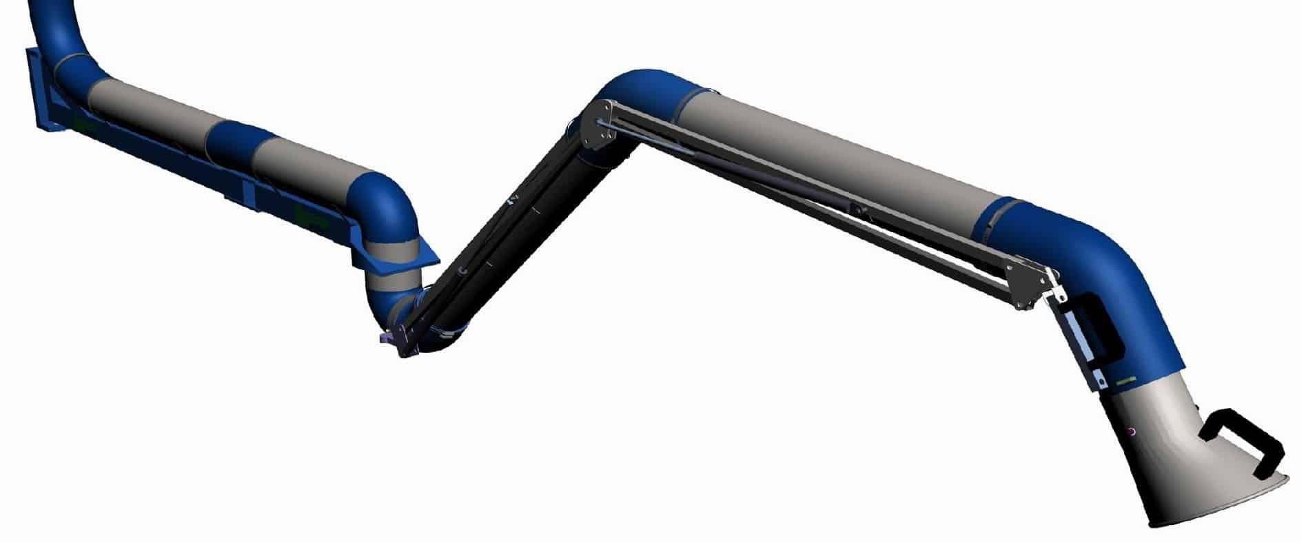 mobil uzun hava kolu