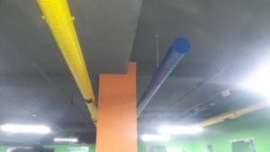 renkli havalandırma